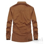jacket brown back